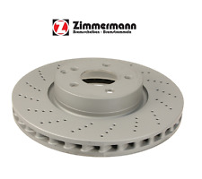 Mercedes W204 W212 W207 With Sport Package Front Disc Brake Rotor 322 X 32 mm