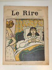 + Revue le Rire N°332 1901 - caricature, satyre Ruy Blas par Métivet +