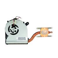 CPU cooling heatsink&fan for Asus S400 S400C S400CA Notebook CPU Radiator