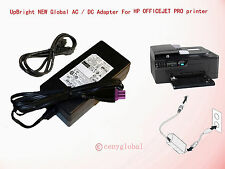 AC Adapter For HP OFFICEJET PRO 4500 All-in-One Printer CB867A#B1H Power Supply