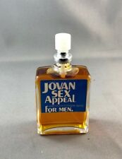 Jovan Sex Appeal For Men 2 OZ After Shave Cologne Spray New Without Box RARE!!