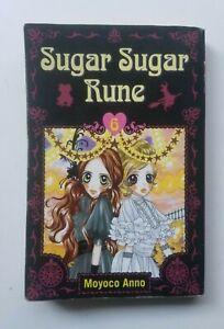 Sugar Sugar Rune Vol. 6 By Moyoco Anno, English Manga Paperback 2007