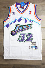 Karl Malone #32 Utah Jazz Jersey White Throwback White Vintage Classic New Retro