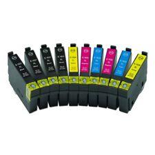 KIT 10 Cartucce compatibili Per Epson 16xl wf-2510 2630 2650 2660 2750 WORKFORCE