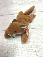 Sly Fox 4115 PVC 4th/3rd Gen 1996 Retired Ty Beanie Baby Collectible Mint Tag