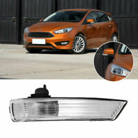 Wing Mirror Indicator Light Lens Cover For Ford Fiesta 2008-16 UK Right Side