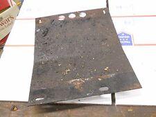 1983 John Deere 340 L/C Sprintfire: Steel Belly Plate