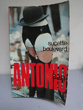 San Antonio - F.Dard - Sucette Boulevard - 1980