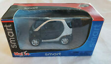 MAISTO SMART 1:33 RED MOTORIZED PULL-BACK CAR NEW