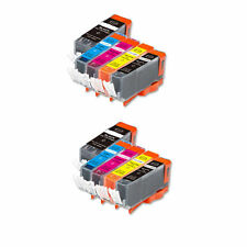 10 PK Premium Ink Set for Canon Series PGI-225 CLI-226 Pixma MX882 MX892 iP4920