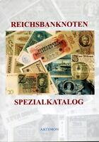 Reichsbanknoten Spezialkatalog (Arnold/Tronjeck)
