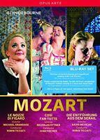 Mozart:3 Operas Box Set [Sally Matthews; Vito Priante; Glyndebourne [DVD]