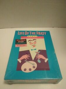"""Vintage Life Of The Party Murder Mystery Game """"Who Killed Roger Ellington?"""""""