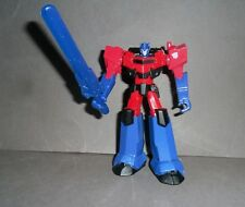 Transformers Robots In Disguise OPTIMUS PRIME + Sword HAPPY MEAL 2017 McDonald's