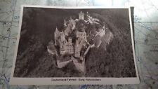 Deutschland Fahrten Burg Hohenzollern AK Postkarte 4214