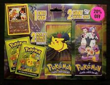 RARE* Series 2 FIND - Pokemon Topps TV Animation Edition Sealed Blister 🔥