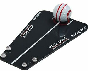 PELZ GOLF PUTTING TUTOR DP4007 BRAND NEW IN BOX TRAINING ALIGNMENT AID PGA
