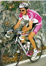 CYCLISME carte cycliste GIUSEPPE GUERINI équipe TEAM DEUTSCHE TELEKOM
