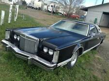 1977 Lincoln Continental Mark V 5 LTD V8 suit Cadillac buyer Classic Project