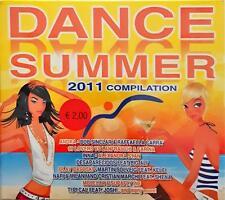 Dance Summer 2011 Compilation Cd Sealed Sigillato