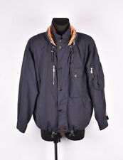 Bogner à Capuche Hommes Veste Blouson Manteau Taille 48,US-38