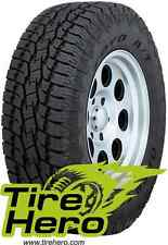 P265/70R17 -Toyo Open Country A/T II- BLK 113S