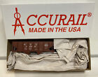 Accurail HO Scale NYC New York Central Panel Side Twin Hopper Car Kit #850223