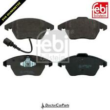Brake Pads Front FOR VW GOLF 09->13 CHOICE1/2 1.2 Petrol 521 5M1 CBZA CBZB