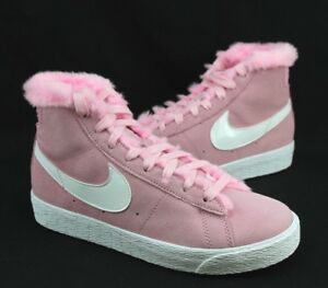 NIKE KID'S SHOES BLAZER BOOTS (PS) 407899-600 DEAD STOCK SHOES Kids Size: 2.5, 3