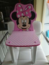 Minnie Mouse Chair..