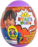 RYAN'S WORLD MYSTERY MINI Purple EGG Lot of 2. FAST FREE SAME DAY SHIPPING!