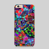 Colourful Mosaic Pattern Phone Case Cover