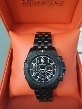 MENS ROTARY AQUASPEED WATCH,, MINT.
