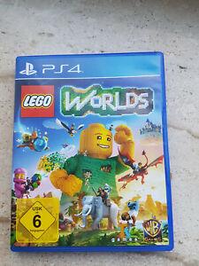 LEGO Worlds Sony PlayStation 4 neuwertig