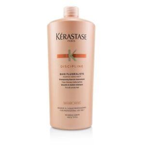 NEW Hair Care Kerastase Discipline Bain Fluidealiste Smooth-In-Motion Shampoo