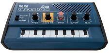 New! KORG monotron DUO Mini Analog Synthesizer from Japan Import!