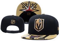 Las Vegas Golden Knights NHL Hockey Embroidered Hat Snapback Adjustable Cap