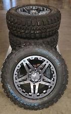 Dirt D66 9x18 6x139,7 Felgen + Reifen Federal Couragia M/T 275/65/18 Ford Ranger