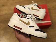 NIKE AIR MAX 1 OLYMPIC UK8 EUR42.5 US9 NEW RARE 537383 127 100% AUTHENTIC 2015