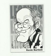 2003 AFL RICHMOND TIGERS KEVIN BARTLETT WEG ART LEGENDS CARD #16