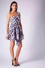 Topshop One Shoulder Dresses Mini