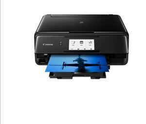 Canon PIXMA TS8150 3-in-1 Printer