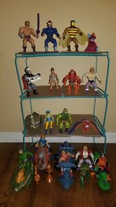 Vintage He Man Masters of the Universe Figures MOTU lot  Vehicles