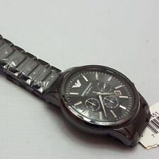 Emporio Armani Quartz (Battery) Dress/Formal Adult Watches