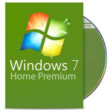 Windows 7 Home Premium 32 Bit - DVD + COA - Vollversion - Deutsch - Win 7 Home