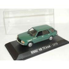 RENAULT 18 TS BREAK 1979 Vert NOREV Collection M6 1:43