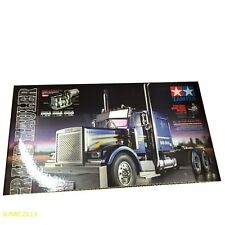 Tamiya 56344 1/14 R/C Grand Hauler Tractor Truck Kit On road New in Box