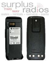 Motorola OEM Li-Ion High Cap Battery PMNN4077C TRBO XPR6550 XPR6350 XPR6300