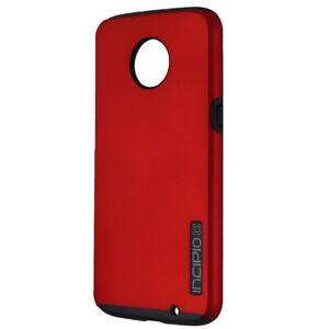 Incipio DualPro Dual Layer Case for Motorola Moto Z3 / Z3 Play - Iridescent Red