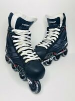 Tour Nano Code Technology FB-225 Inline Hockey Rollerblades Skates Size 11 Mens